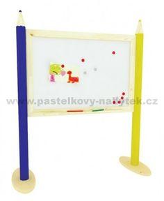 Magnetická tabule | Dětský dřevěný nábytek - BOB nábytek