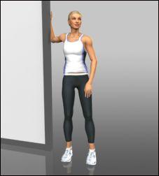 resisted shoulder external rotation tubing instructions