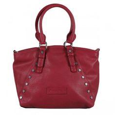 Fritzi aus Preußen Holly Tasche Berlin rubin -rot-