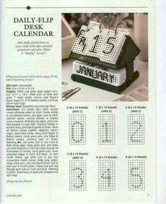 Desk Calendar 4/4