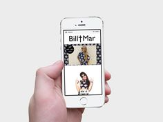 We have produced many responsive websites, including this one for Bill ✝ Mar | Made by Label media in Leeds