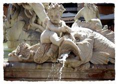 Roman Fountains !!  Roma Italy