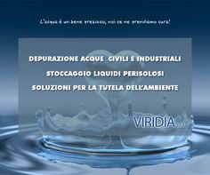 Installazione e manutenzione impianti di potabilizzazione delle acque, di sterilizzazione acque per uso civile e industriale, degli impianti di depurazione, reti fognarie e sollevamenti, analisi chimiche delle acque reflue in ingresso e in uscita dagli impianti. La salvaguardia delle acque è la nostra missione!  #manutenzioneimpianti  #depurazioneacqua #Acqua #Depurazione #Impianti #Ambiente #Rifiuti