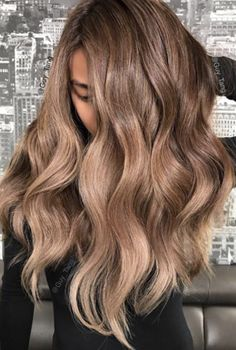 Rose gold ombré by Guy Tang @guy_tang on Instagram