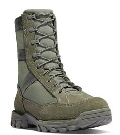 """Danner USAF RIVOT TFX 8"""" SAGE GREEN Military Boots"""
