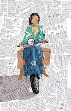 Ride by Richard Curtner