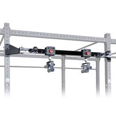 GARAGE GYM - Pull Up Glider  Die multifunktionale Klimmzugstange - passend zu allen Rigs & Racks aus der Garage-Gym-Series. Details gibt es hier: http://www.megafitness-shop.info/Functional-Fitness/GARAGE-GYM-Rigs-Racks/Garage-Gym-Zubehoerteile/GARAGE-GYM-Pull-Up-Glider--3914.html