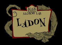 Ladon  The hundred-headed dragon that guards the garden of the Hesperides: dragon's blood resin, golden apple, apple blossom, white musk and hyacinth.