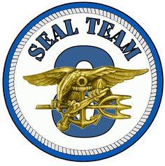 SEAL Team 8 insignia