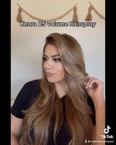 #bangs #bangshair #volume #hairstyles #hairgoals #haircare #longhairstyles #longhair #hairrollers #hairtips #hairtutorials #hairtransformation #hairgrowth #youtube #tiktok Volume Hairstyles, Curled Hairstyles, Hair Volume Spray, Hair Videos, Hairstyles Videos, Blowout Hair, Hair Transformation, Hair Highlights, Balayage Hair