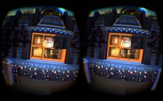 Rooms: The Unsolvable Puzzle VR demo