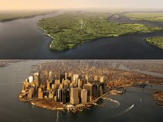 New York City's Wild Past Life Like this.
