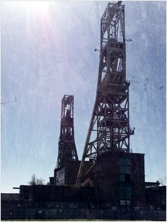 """"""" Clipstone colliery, Nottinghamshire: 20.04.2016 """""""