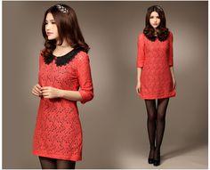 2013 Spring Fashion Collection Dress 1643 - Dresses - korean japan fashion clothes dresses wholesale women