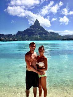 A Bora Bora Honeymoon