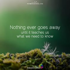 Nothing Ever Goes Away - https://themindsjournal.com/nothing-ever-goes-away-2/