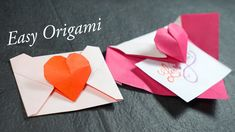Easy Origami Heart Envelope Tutorial (Henry Phạm): Subscribe : https://www.youtube.com/user/lazypaperchannel?sub_confirmation=1 Facebook : http://ift.tt/2cmxd2S Instagram : http://ift.tt/2cp4lf8 Flickr : http://ift.tt/2cmw2Aw   Model : Easy Origami Heart Envelope Designed by : Henry Phạm Paper size : 15 x 15 (cm)