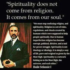 I'm Spiritual, Not Religious