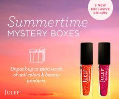 Julep ~ Summer Mystery Box