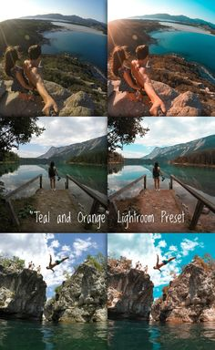 """""""Teal and Orange"""" Lightroom Preset by Sheck Beach Photography Poses, Photography Lessons, Photography Editing, Travel Photography, Photo Editing, Vsco Photography, Best Vsco Filters, Lightroom Tutorial, Lightroom Presets"""