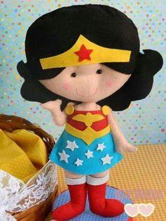 Wonder Woman                                                                                                                                                      Mais