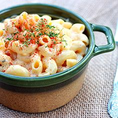 Creamy, creamy, creamy smoked cheddar macaroni and cheese