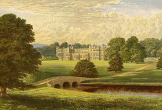Audley End Morris edited - Audley End House - Wikipedia, the free encyclopedia 1880