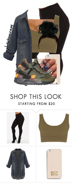 """""""Studio"""" by lexiesocrazy ❤ liked on Polyvore featuring adidas Originals, MICHAEL Michael Kors and NIKE"""