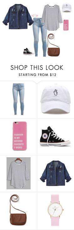 """Untitled #200"" by the-story-untold ❤ liked on Polyvore featuring Levi's, Converse, Aéropostale and Laruze"