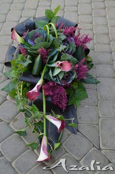 Arrangements Funéraires, Easter Flower Arrangements, Funeral Flower Arrangements, Easter Flowers, Mesa Floral, Arte Floral, Church Flowers, Funeral Flowers, Funeral Sprays