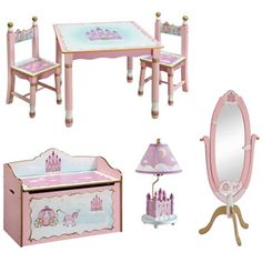 Excellent Guidecraft Princess Table And Chairs Contemporary - Best ...
