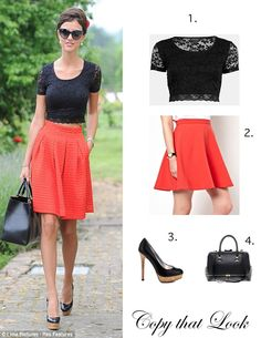 1b03e8518d The Fashion   Beauty Obsession  Copy that Look  Lucy Mecklenburgh