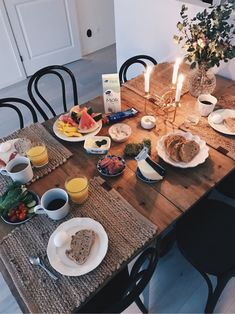 agnesjw Beddinge, Brunch, Slow Living, Aesthetic Food, Interior Design Kitchen, Home Deco, Kitchen Dining, Food Porn, Sweet Home