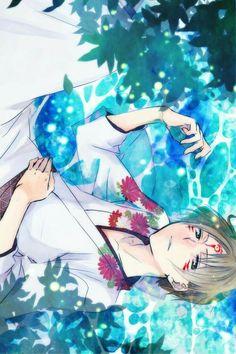Natsume Takashi - Natsume Yuujinchou (Natsume's Book of Friends). Fan Anime, Anime Love, Anime Guys, Manga Art, Anime Art, Natsume Takashi, Cool Anime Pictures, Hotarubi No Mori, Otaku