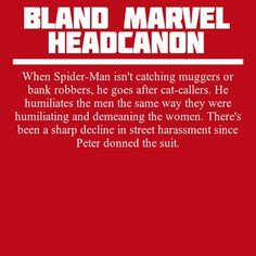 Bland Marvel Headcanons - lol yes! <---- i don't ship spideypool but this is boss! and so totally something Deadpool would do. Dc Memes, Marvel Memes, Marvel Dc Comics, Marvel Avengers, Marvel Facts, Funny Avengers, Avengers Cast, Spideypool, Superfamily