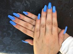 [New] The 10 Best Nail Ideas Today (with Pictures) - Pose complète capsules gel semi permanent Gel Uv, Red Nails, Beauty Nails, Nail Ideas, Nail Designs, Nail Art, Deco, Pretty, Color