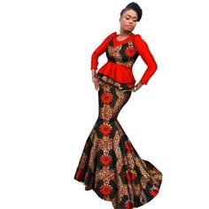 6074aac15c3 African o-neck long sleeve traditional suit set - Dukaiko Fashion African  Dresses For Women
