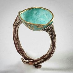 Ring by Greek jeweller Sifis Stavroulakis