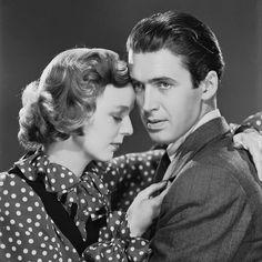 Jimmy Stewart and Margaret Sullavan in Enrst Lubitsch's The Shop Around the Corner (1940)