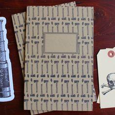 Woodsman Journal | Sesame Letterpress Store