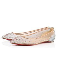 Shoes - Body Strass Flat - Christian Louboutin