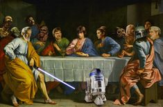 The Last Star Wars Supper