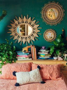 Creating beautiful spaces // bohemian home inspiration - boho decor inspiration The Effective Pictures We Offer You About diy home decor A quality picture - Boho Dekor, Decoration Inspiration, Decor Ideas, Boho Inspiration, Bedroom Inspiration, Room Ideas, Boho Room, Zen Room, Décor Boho