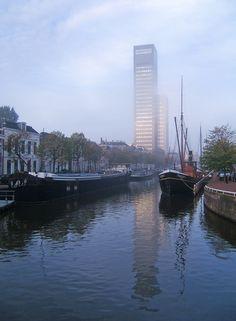 Leeuwarden, The Netherlands. #greetingsfromnl