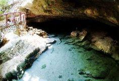 Ogtong Cave in Bantayan, Cebu.