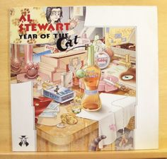 AL-STEWART-Year-of-the-Cat-Vinyl-LP-On-the-Border-Lord-Grenville-Midas-Shadow