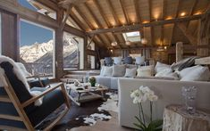 Luxury Ski Chalet, Chalet Amano, Chamonix, France, France (photo#7349)