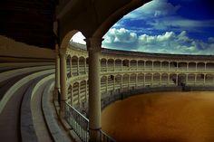 Plaza de toros de Ronda, Sevilla