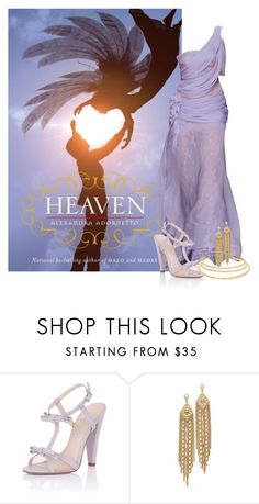 Heaven - Alexandra Adornetto by ninette-f on Polyvore