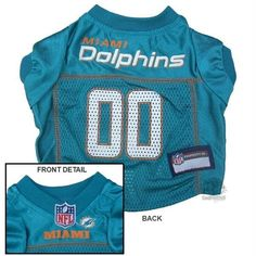 39f91afeac1 Get your pet ready for the game with this officially licensed NFL pet  jersey. This